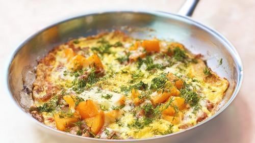 Королівський сніданок по-італійськи - Справжня насолода! Фріттата на сковороді за 10 хвилин