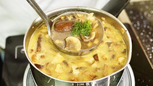 Смачніше ніж борщ! Ароматний грибний суп за 15 хвилин