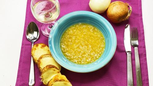 Відомий французький Цибулевий Суп - Відчуйте себе в Парижі