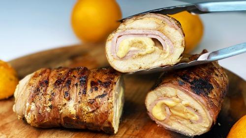 Кордон Блю з Курки - Дивовижне м'ясо на святковий стіл! Цей рецепт підкорив мільйон сердець!