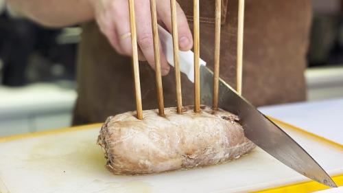 Не викидайте більше палички для суші! Готуємо м'ясне морозиво всього з трьох інгредієнтів!
