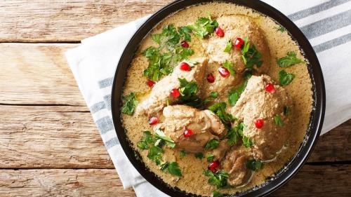 Сациві з курки по-грузинськи - всі тонкощі приготування! Горіховий соус | Грузинська кухня