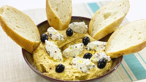 Хумус по-грецьки | Рецепт хумуса