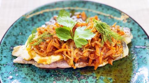 Риба під маринадом - хек в томатному соусі | Таку рибу хочеться їсти кожен день!