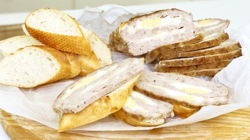 Якщо у вас є фарш, приготуйте М'ясний хліб - це замінить будь-яку ковбасу