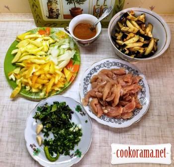 Суперпростий і швидкий стир-фрай (Stir-fry)