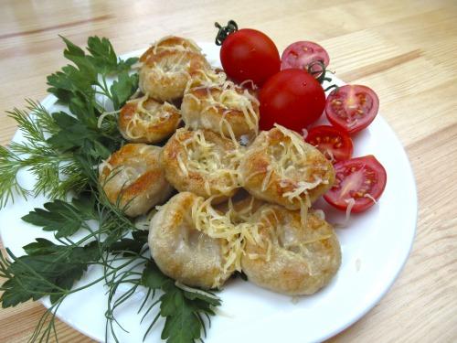 Картофельные ньокки с курицей