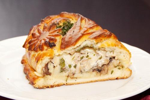 Як приготувати пироги Штоллє вдома