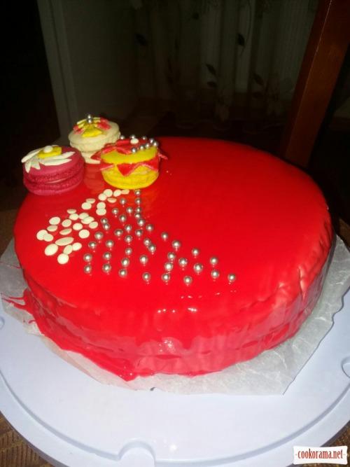 Оригінальний рецепт торта Червоний оксамит