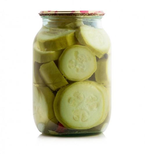 Рецепти з кабачків на зиму