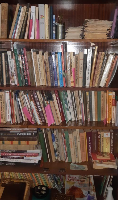 Моя кулінарна бібліотека