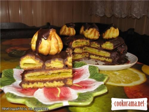 Cake «Ladies Fingers»
