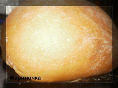 Канадський білий хліб Neil's Harbour Bread