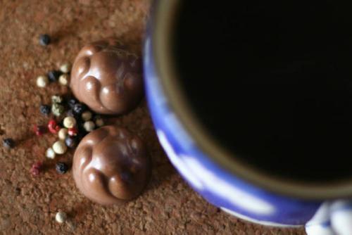 Кофе с перчиком