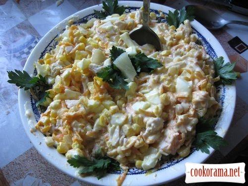 Salad «Tasty»