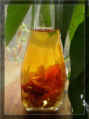 Остро-пряное масло