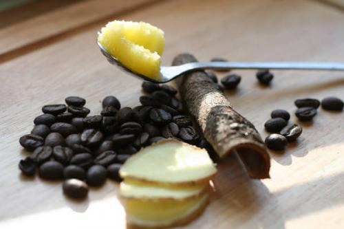 Имбирно-медово-цинамоновый кофе