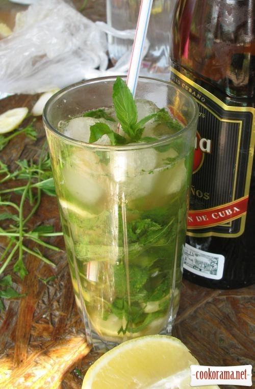 Cocktail «Mojito»