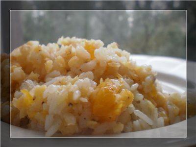 Жаренный рис по-восточному
