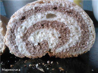 Полосатый хлеб