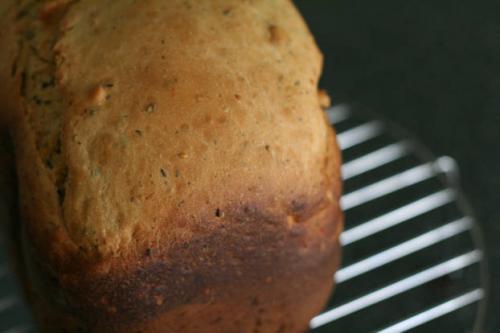 Хлібчик горіхово-кунжутний