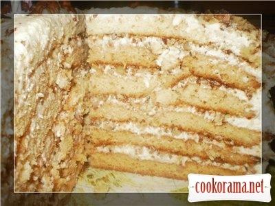 Торт «Кокетка Лариса»